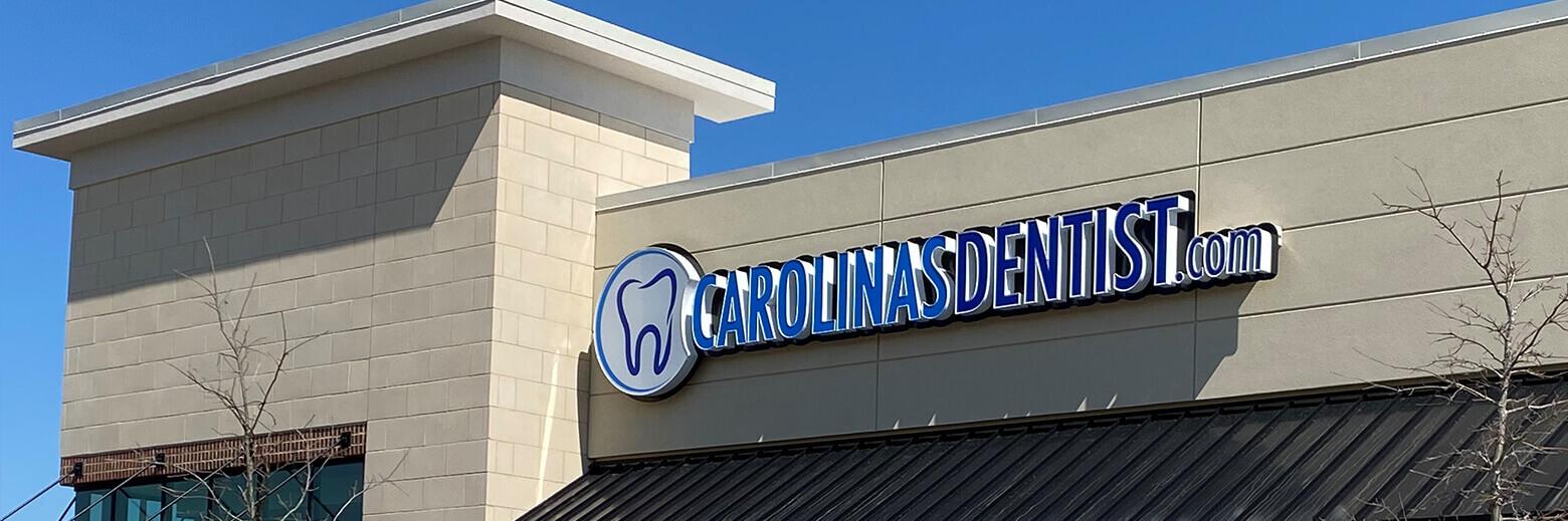 CarolinasDentist store front