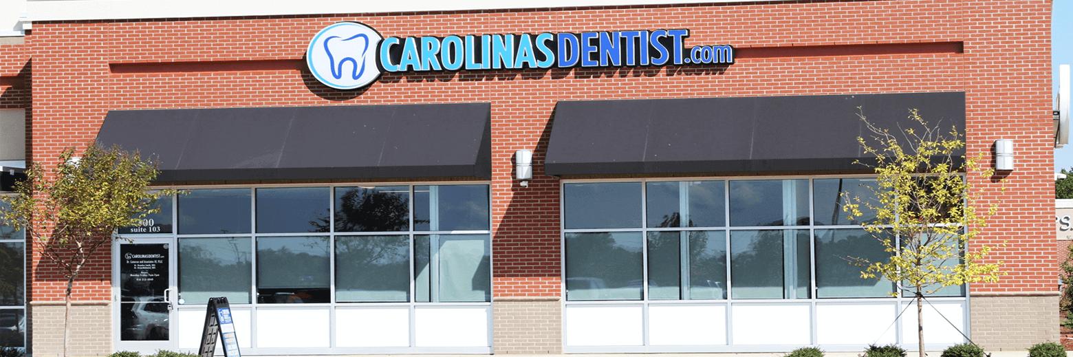 Fayetteville dentist office