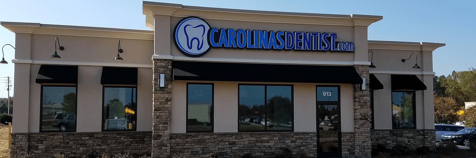 Fuquay-Varina dentist office