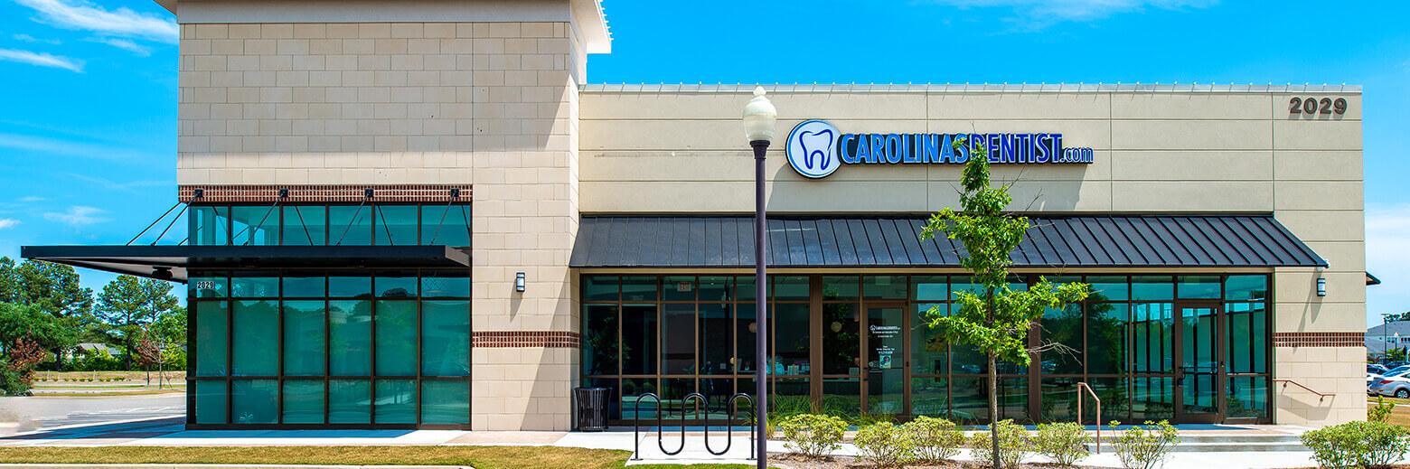 CarolinasDentist office in Wilmington, NC